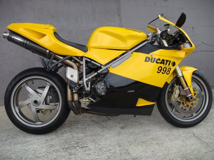 Ducati 998 2002
