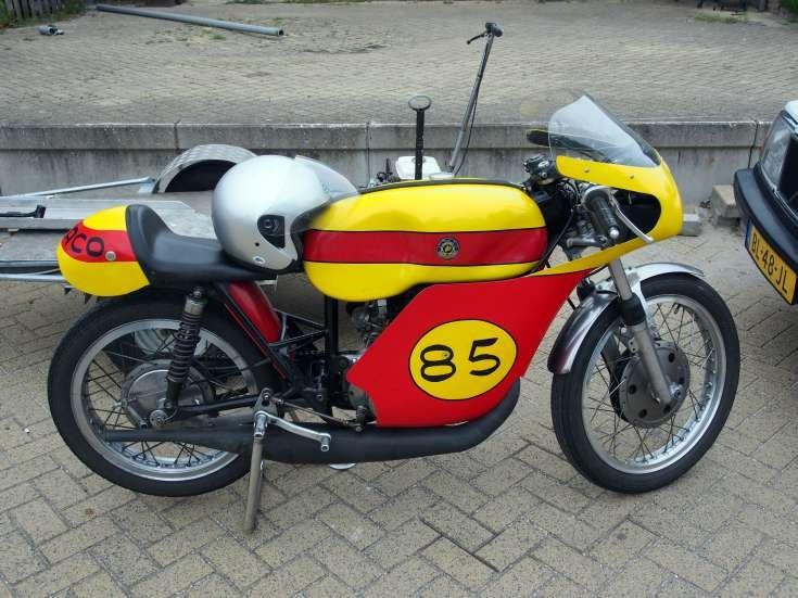 Bultaco No 85