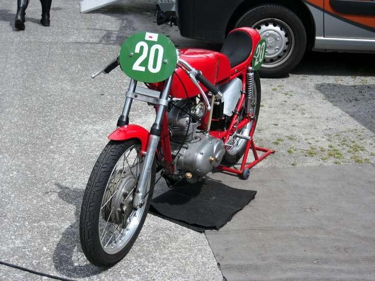 Ducati No. 20