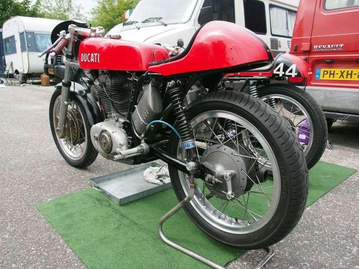 Ducati No. 58