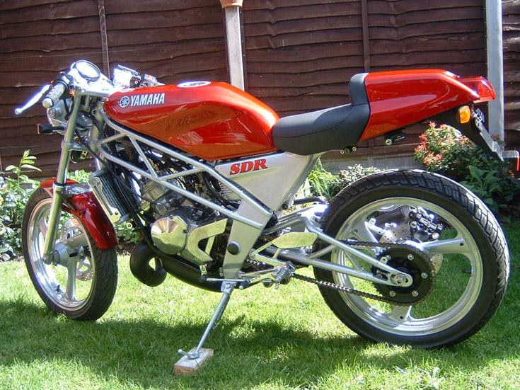 Yamaha SDR200