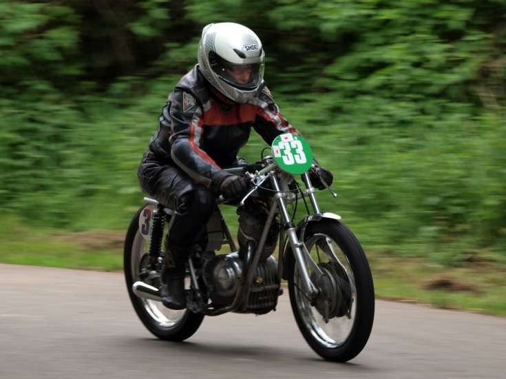 Moto Guzzi No. 33