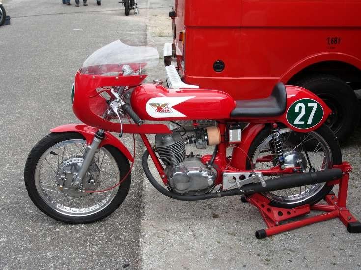 Moto Morini No. 27