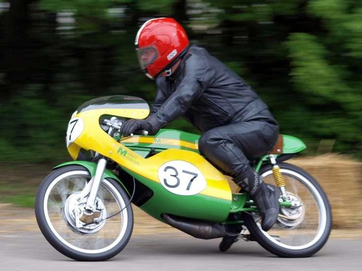 Moto Minarelli No. 37