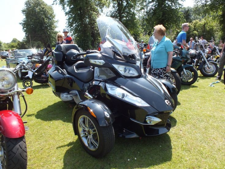 Can Am Spyder Roadster