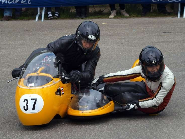 Triumph combination No. 37