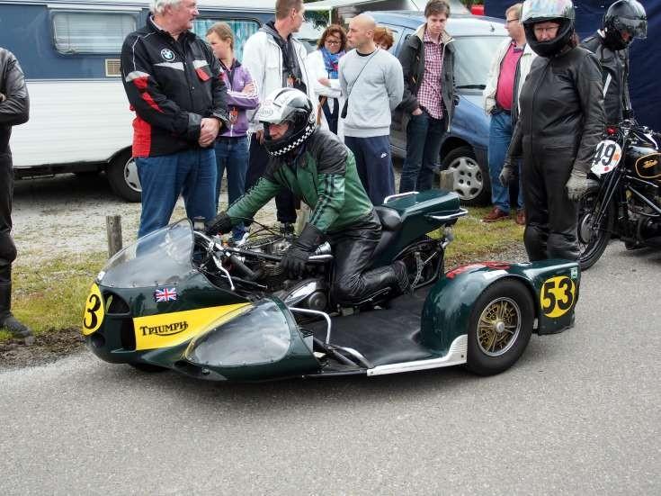 Triumph combination No. 53