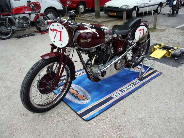 Triumph combination No. 71