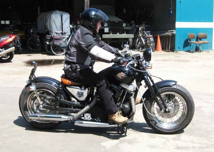 Harley Davidson Bambi Event.