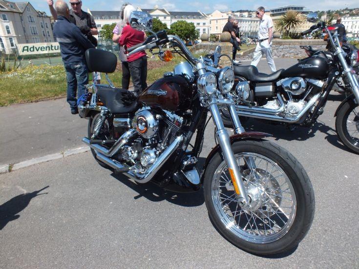 WF11 ZXN Harley Davidson