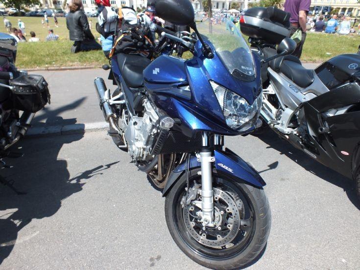 WP08 OXN Suzuki