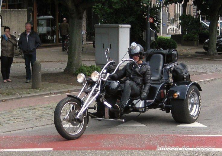 Black Trike in Bocholt ( B )