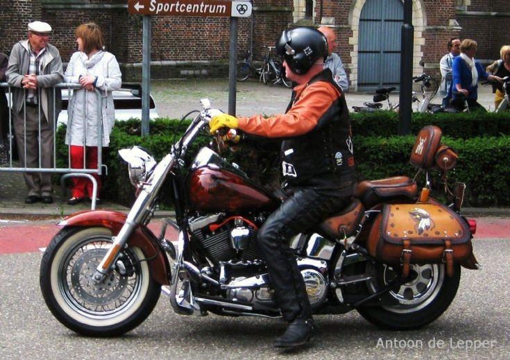 Harley Davidson ?
