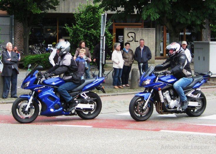 Yamaha Fazer and Fazer