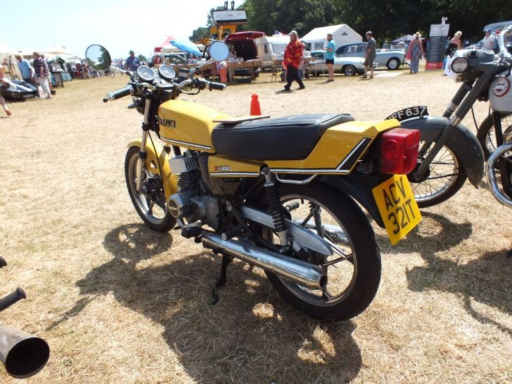 Angular Suzuki