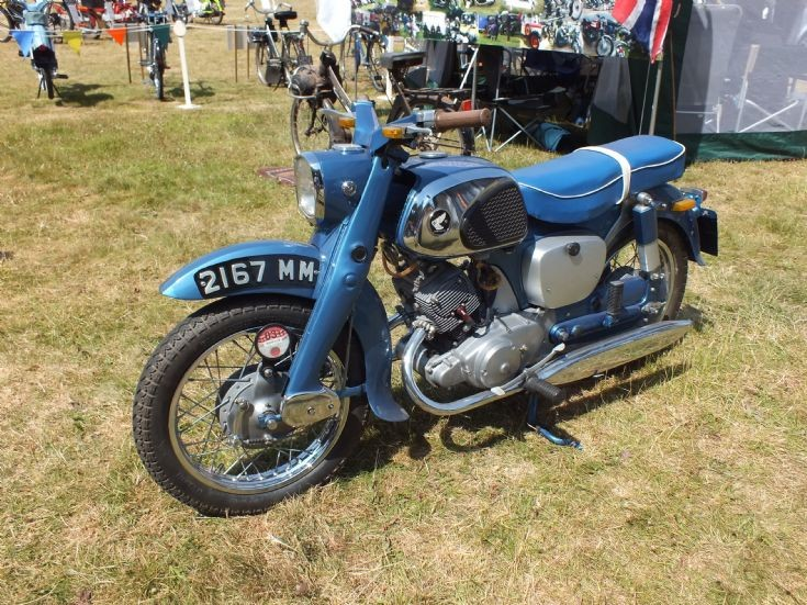 2167 MM Honda