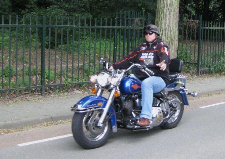 Harley Davidson in NL.