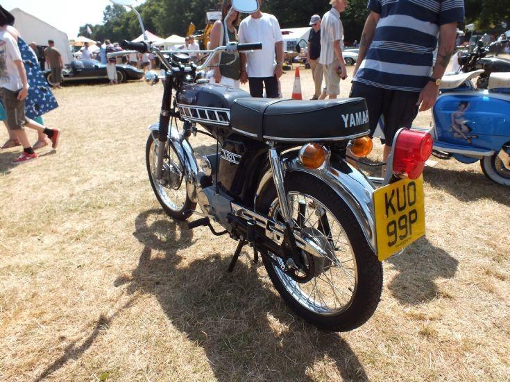 KUO 99P Yamaha