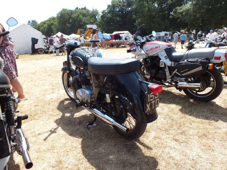 153 XTD Triumph?