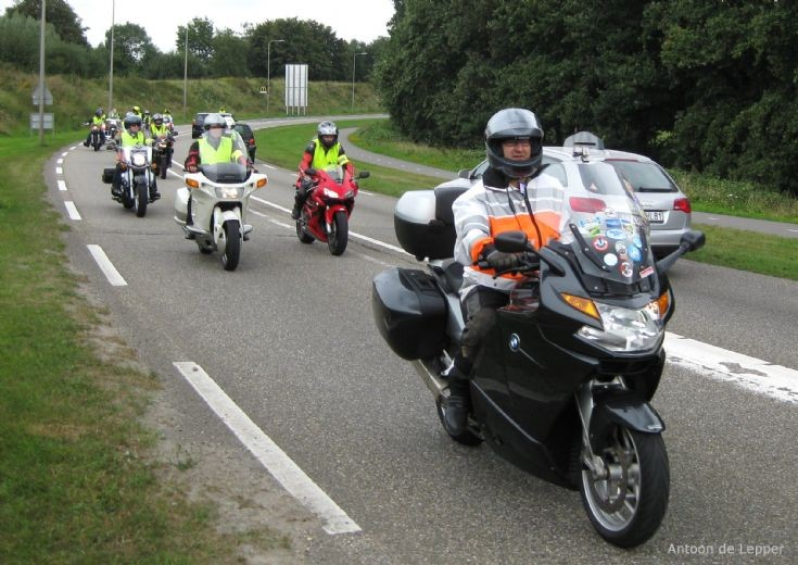 Traffic Stewards in Weert. ( NL )