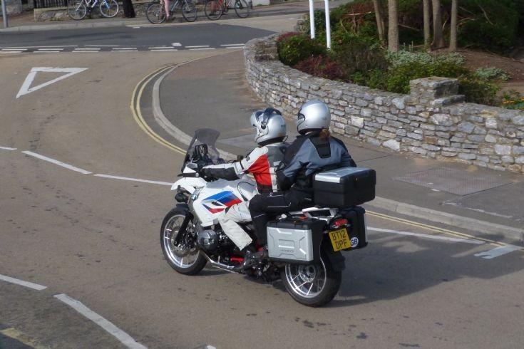 BT12 DPF touring in Devon