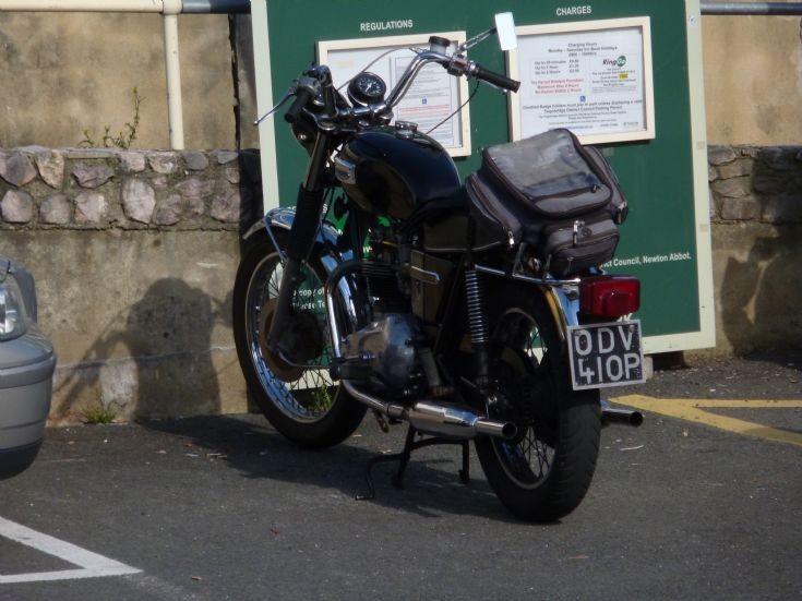 ODV 410P Triumph Bonneville