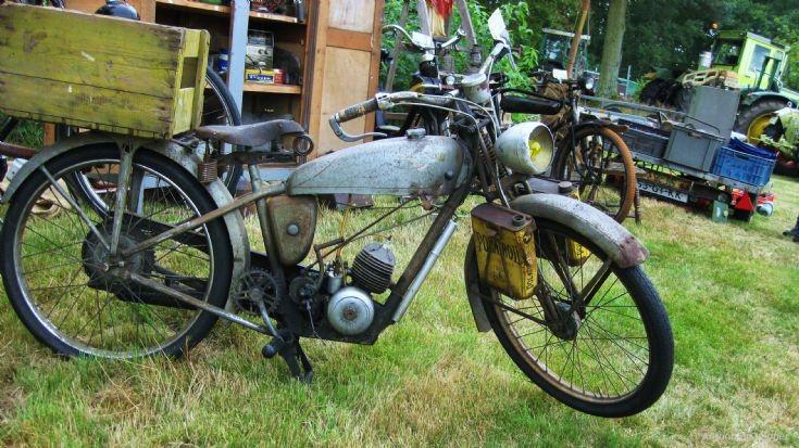 1947 Motobecane