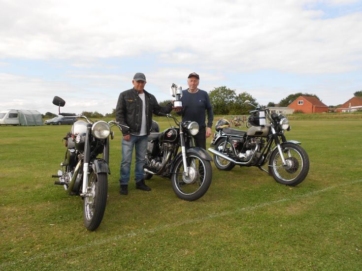 AJS and Matchless Owners Club
