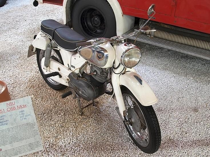 NSU 251 OSB Max (1955)