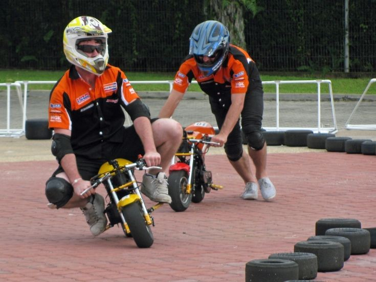 Pocketbike Racing