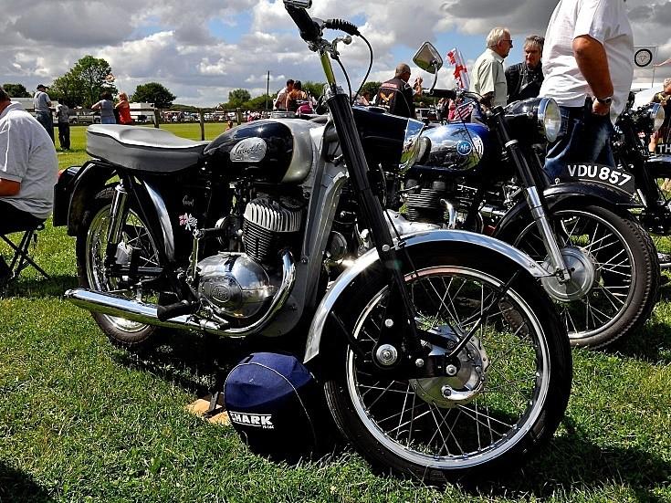 Greeves Motor Cycle
