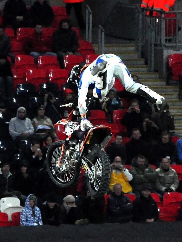 Freestyle flying