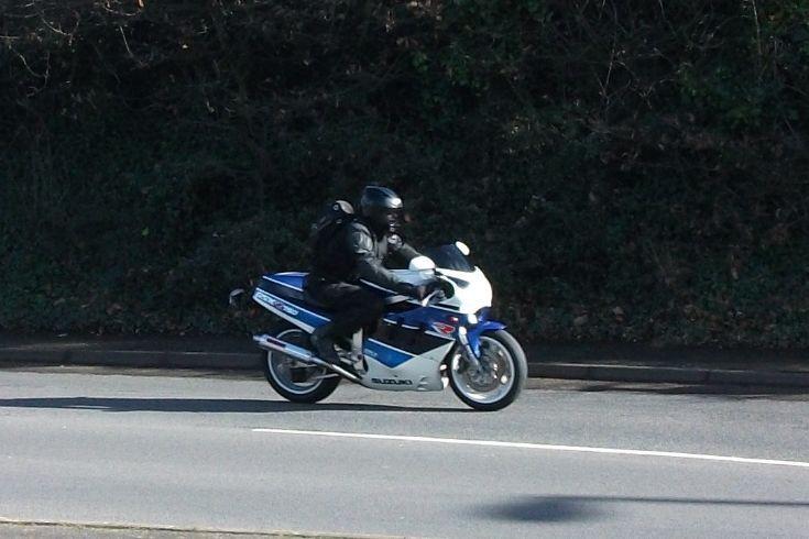 Suzuki in Dawlish