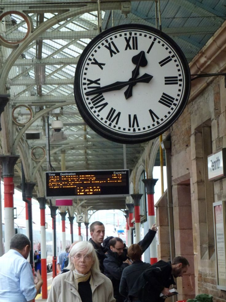 Penrith Station Clock