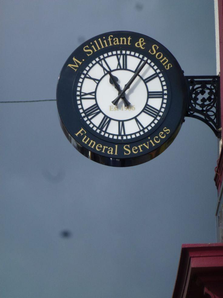 Sillifant's clock