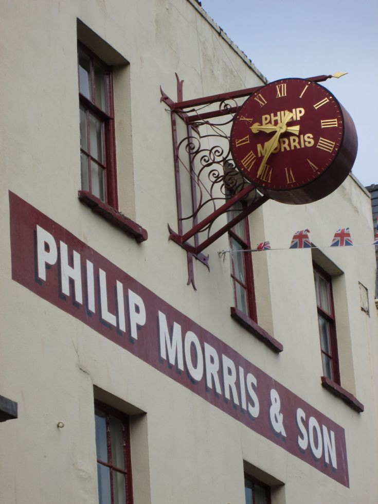 Philip Morris & Son, Hereford town centre