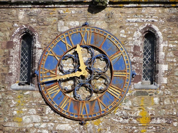 St. David's Cathedral Clock