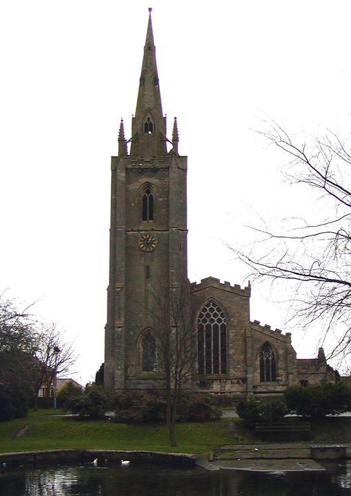 St. Andrew's Church, Billingborough
