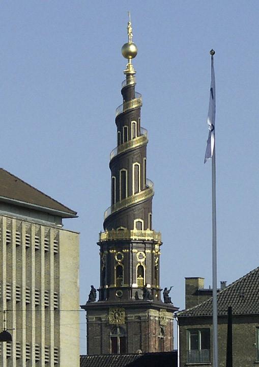Vor Frelsers Kirke in Copenhagen