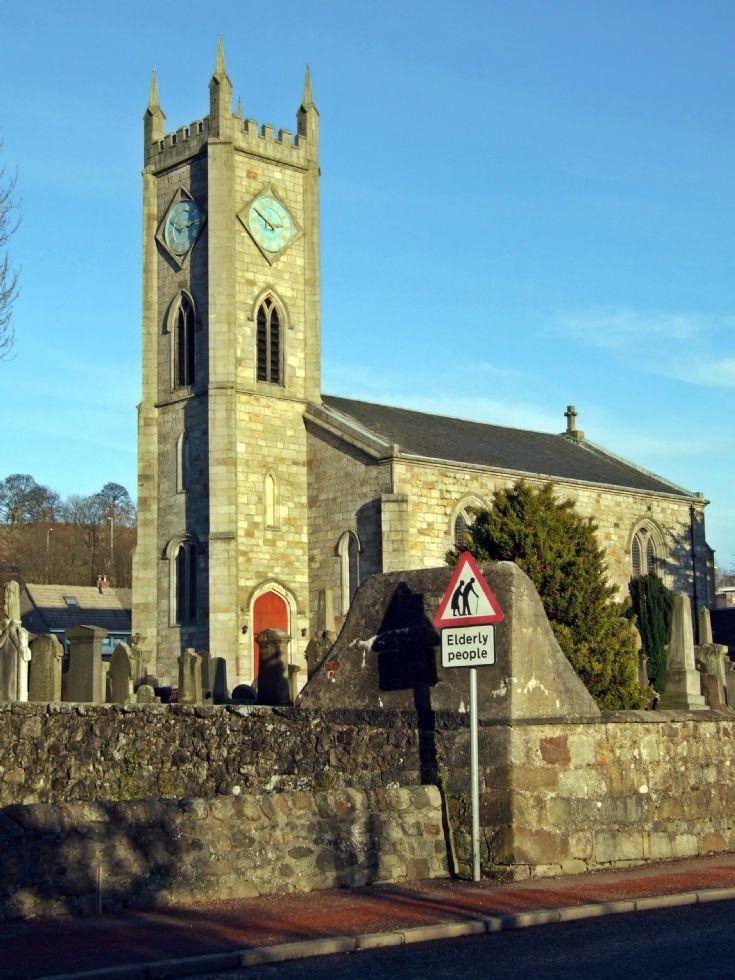Old Kilpatrick Parish Church