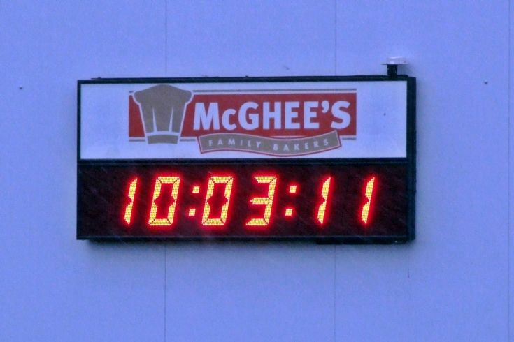 McGhee's Bakery in Glasgow