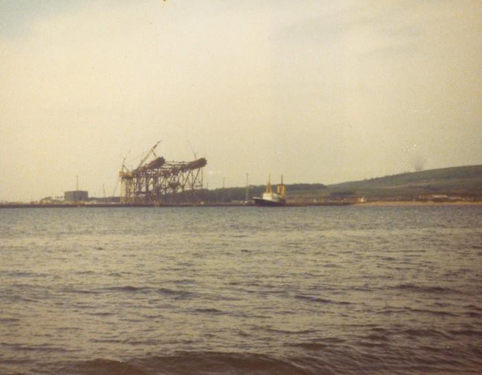 Chevron Ninian North