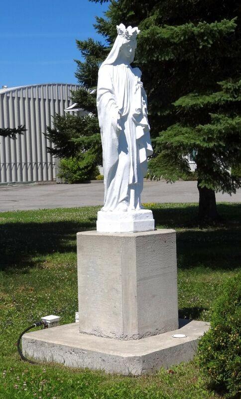 Madona in Palmarolle