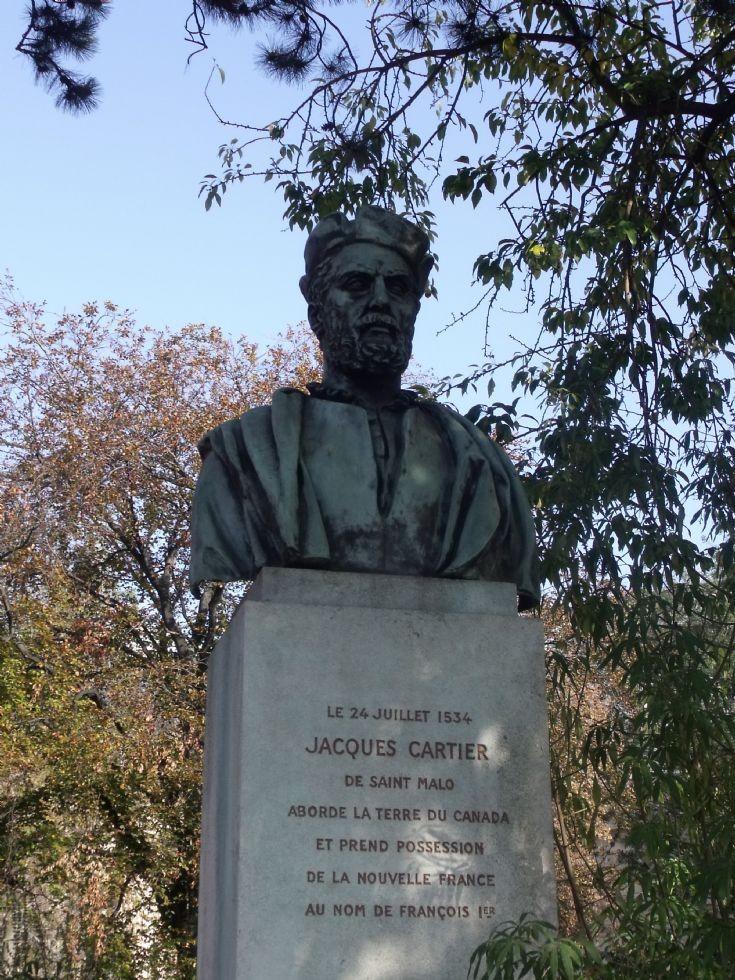 Jacques Cartier in Paris