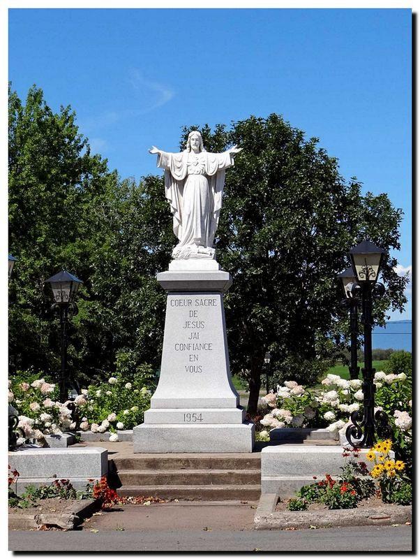 Sacred Heart in Cap-St-Ignace