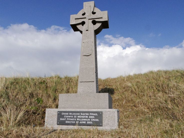 Millennium Cross, Trearddur Bay
