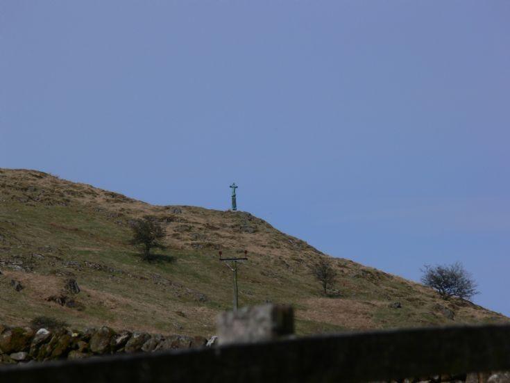 Glenkiln Cross by Moore