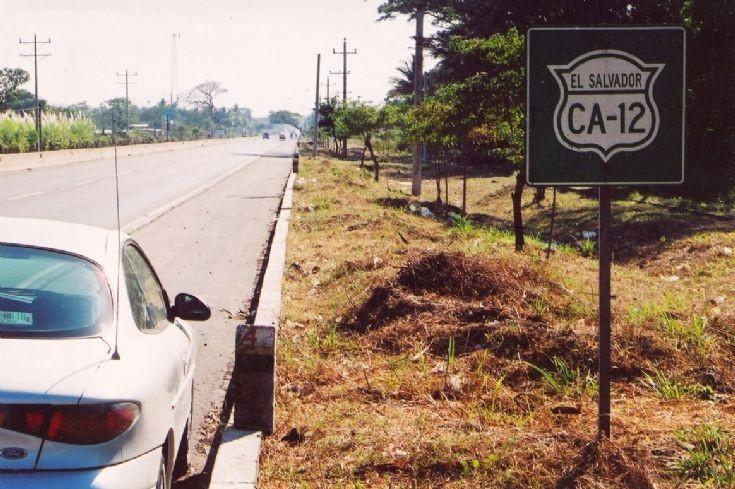 Road CA-12