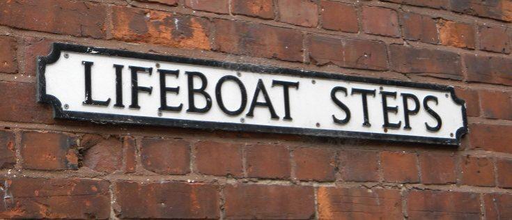 Lifeboat Steps