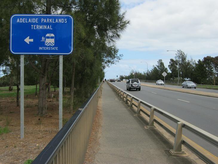 Adelaide Parklands Terminal